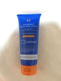 Sun Protect Face & Body Lotion SPF50+ PA++