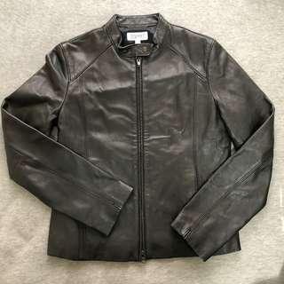 Esprit Leather Jacket 女裝皮褸