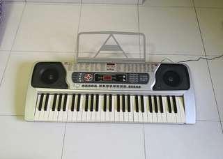 54 key Digital Electronic Keyboard (Angelet XTS-5468)