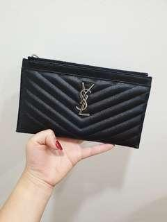 Ysl monogram bill pouch