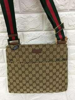 Authentic Quality Guccu Sling Bag