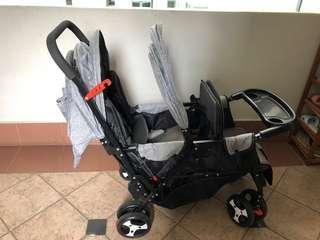 🚚 Twin stroller/ Double stroller