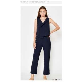 Brand new love and bravery jumpsuit