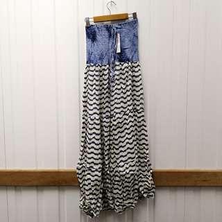 🚚 Comfortable cotton beach dress