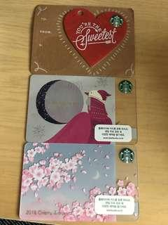 Starbucks Card(冇儲值)
