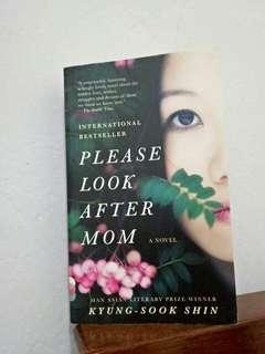 Please Look After Mom - Kyung Sook Shin (English Novel ) #APR10