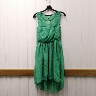 🚚 Zara Green Dress