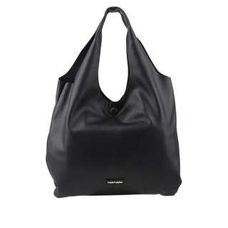SALE NEW Original Black Hush Puppies Hobo Bag