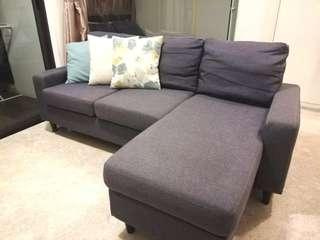 🚚 L Shaped Sofa \ Couch