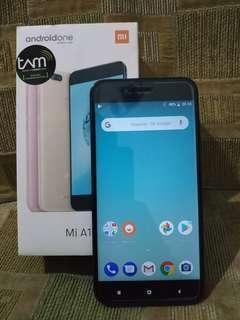 Xiaomi Mi A1 Fullset Ram 4/64Gb ex-TAM no minus