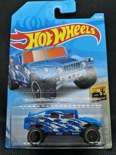 Hotwheels Treasure Hunt