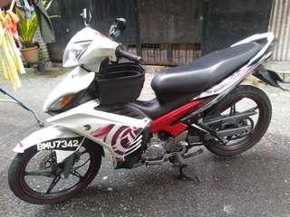 Motorcycle LC135 #STB50