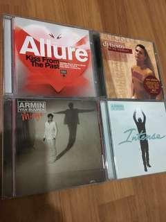 Tiesto & Armin Van Buuren CD
