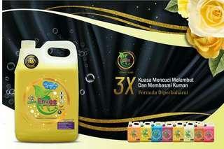 Envee Fabric Wash 10kg #STB50