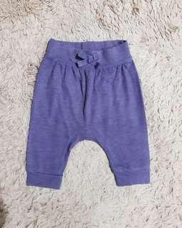 Old Navy jogger 0-3m