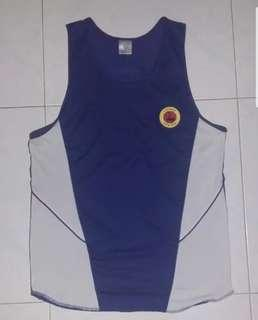 Singapore Army 6 Division exercise singlet