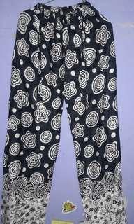 Celana Santai asli Malioboro