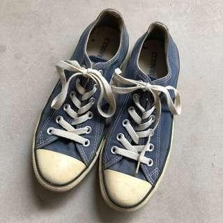 Converse All-Star Low Top in Blue