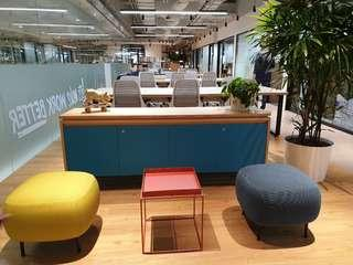 ♥️BEAUTIFULLY FULLY FITTED♥️SERVICED OFFICE/CO-WORKING SPACE IN CBD AREA!