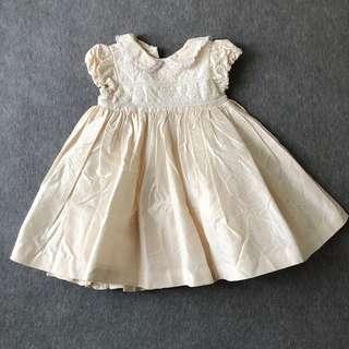 Ralph Lauren Baby Girl Dress 百日宴裙