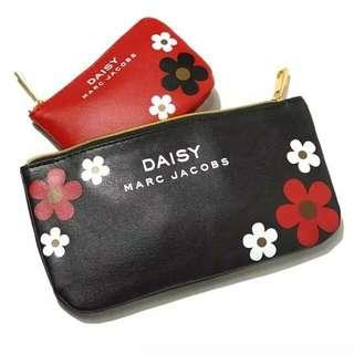 [Preorder] Japanese Magazine - Daisy Marc Jacobs 2-pc Coin Purse / Pouch Set