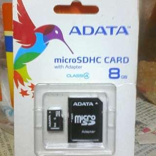 16GB Micro SDHC Card,品牌:ADATA(台灣進口)☆歡迎出價☆