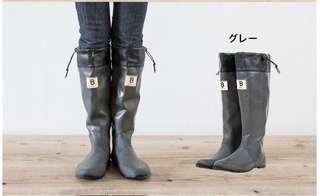 二手便宜 日本野鳥雨鞋