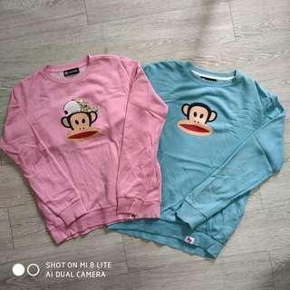 Combo Paul Frank sweatshirt