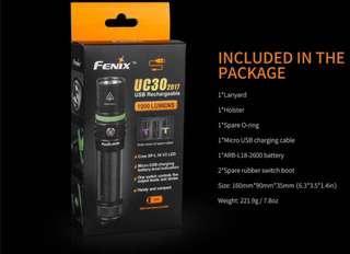Fenix UC30 USB