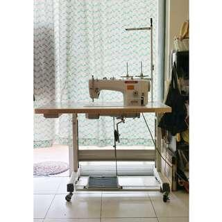 Sewing Machine (Industrial) BRUCE // Mesin Jahit Lurus Industri
