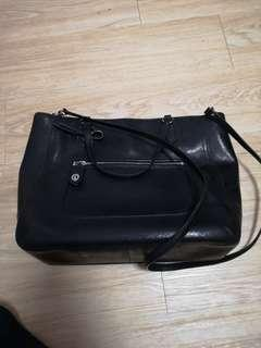 Authentic coach bag with sling