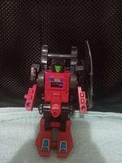 🚚 Transformers junior headmaster wilder