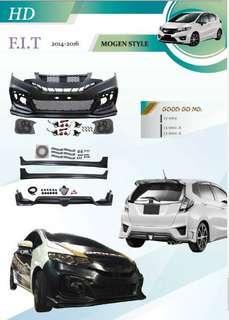 Honda Jazz / Fit Mogen BodyKit Styling