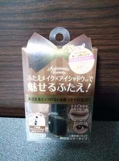 🚚 日本AB咖啡色雙眼皮膠水(淺褐色)