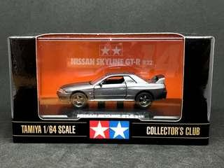 Tamiya 1/64 Nissan Skyline GT-R (R32)