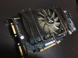 Display Card 顯卡 HIS ATI HD4850 1Gb version with 加強散熱器 90% new