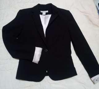 Blazer HnM Black