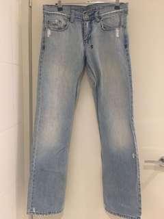 Tsubi skater jeans