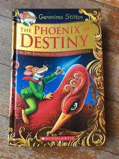🚚 Geronimo Stilton The Phoenix of Destiny