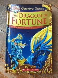 🚚 Geronimo Stilton The Dragon of Fortune