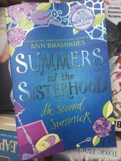 Summers of the Sisterhood - Ann Brashares