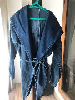 New denim outer