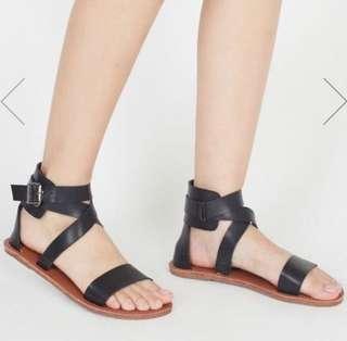 Styledasher Charley Wrap Sandals