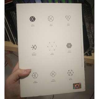 EXO Lucky One EX'ACT Korean VEr