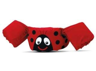 Children Floating Trainer Red Bugs