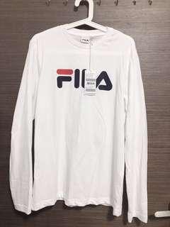 Authentic Fila Long sleeve