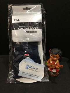 New authentic FILA socks, navy blue