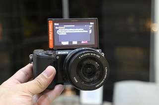 Sony NEX 5R | 20mp | WiFi vlogging DSLR