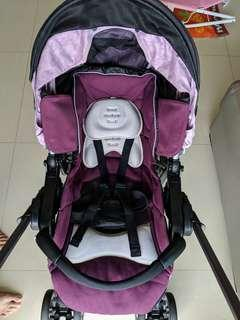 Combi Miracle Turn DX Stroller