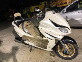 Forza MF08 250cc
